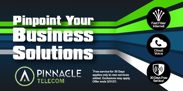 Pinpoint your business solutions with Pinnacle Telecom